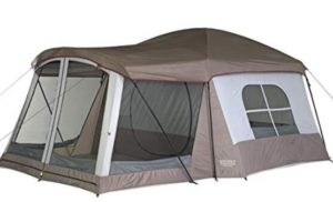 wenzel summer tent for 8 person